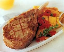 French Veal Chop