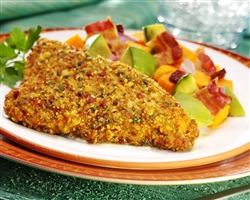 Tilapia - Tortilla Crusted