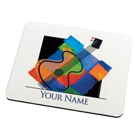 Personalized Performance Arts Mouse Pad