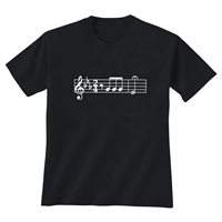 Beethoven's Fifth Opening T-Shirt