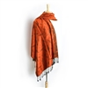 Pashmina Scarf - Poppy Orange