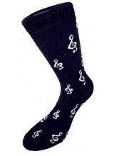Treble Clefs Socks