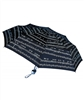 Raindrops Keep Falling on My Head MINI AUTOMATIC UMBRELLA