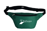 B1123- One Zipper Fanny Pack