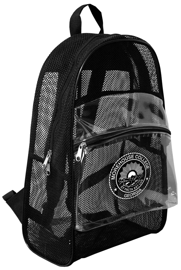 131b671022 B7014 - The All See Through Mesh Backpack