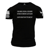 ENLISTED RANKS KICKING AND SCREAMING TEE