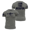 Grunt Style I Am The Weapon Tee