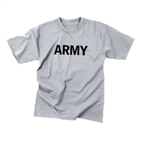 Children's Army Physical Training t-shirt