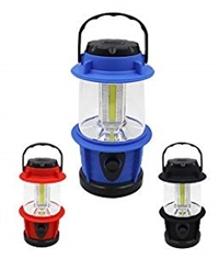 COB LED LANTERN WITH DIMMER