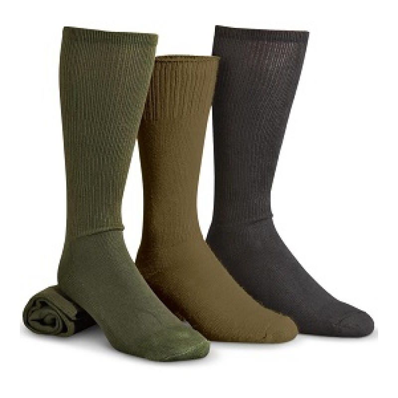 US Military Issue Anti-Microbial Boot