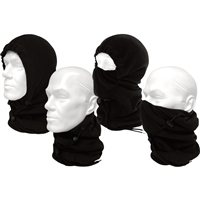 4 in 1 Fleece Hood