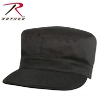 BLACK FATIGUE HAT