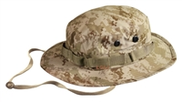USMC DESERT DIGITAL BOONIE HAT