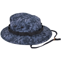 US NAVY ISSUE DIGITAL (NWU) BOONIE HAT