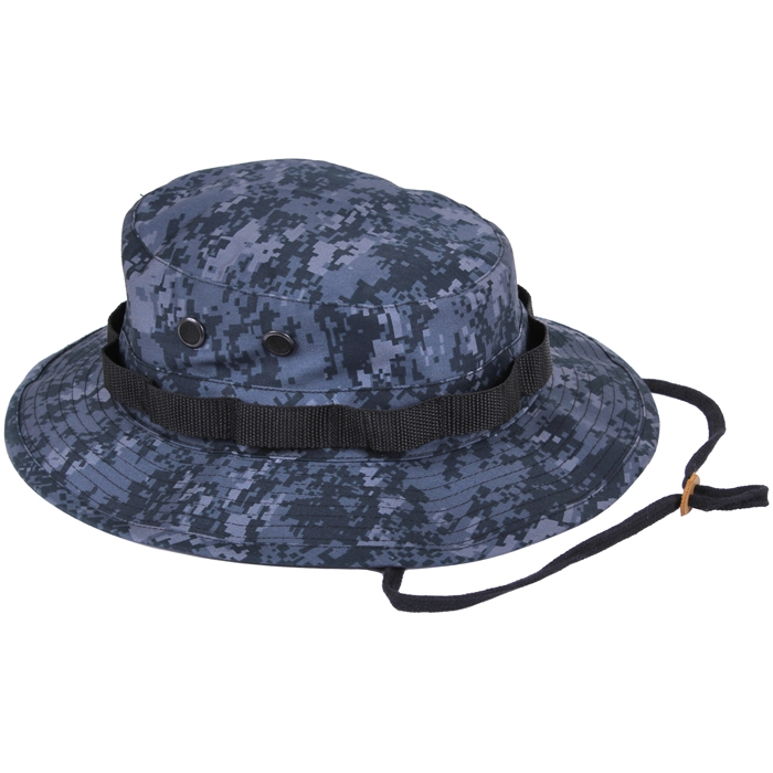 Us Navy Issue Digital Nwu Boonie Hat
