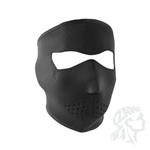 Black Neoprene Mask