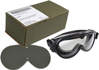 GI Sun and Wind Goggles