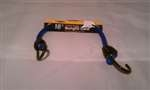 "18"" BLUE BUNGEE CORD"