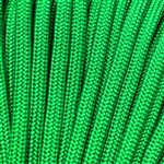 100' PARACORD GREEN