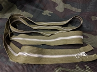 "US Military Issue 72"" Zipper"