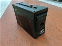 USED US GI .30 CAL AMMO CAN