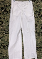 US NAVY WHITE SAILOR PANT