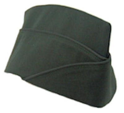 Mens U.S. Army Green Garrison Cap