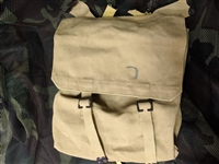 Israeli Canvas Backpack/Shoulder Bag