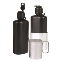 SWISS M84 MILITARY CANTEEN WITH CUP
