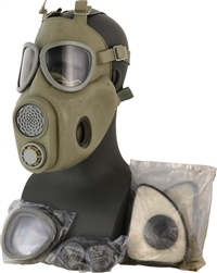 Yugo/Serb  M10 Gas Mask