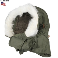 New GI Cold Weather Field Jacket Hood