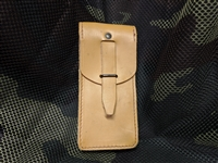 Czech Leather Ammo Pouch
