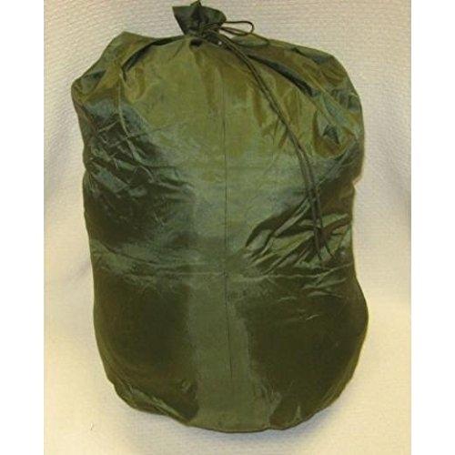 Brand New Usgi Rubberized Laundry Wet Weather Bag