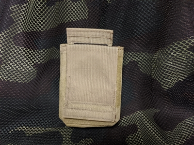 COYOTE SINGLE SCAR POUCH