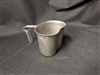 Used GI Stainless Steel Single Handle Canteen Cup