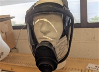 MSA Model 4200 Respirator w/ 40mm Gas Mask Filter