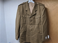 Belgian Army Dress Uniform Jacket