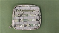 New Multicam Large Zip Med Pouch
