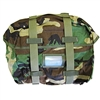CAMO MOLLE SLEEP SYSTEM CARRIER BAG - Used