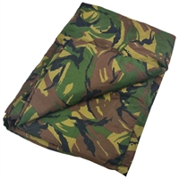 Dutch Military DPM Camo Poncho Liner