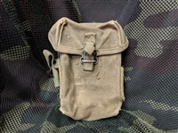 GI Canvas M14/M16 Small Arms Ammunition Pouch