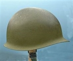 Used GI Steel Pot Helmet (no liner or chin strap)