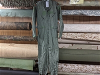 Used Nomex Flight Suit