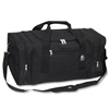 "EVEREST 25"" BLACK SPORT DUFFLE"