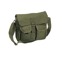 OD CANVAS AMMO SHOULDER BAG