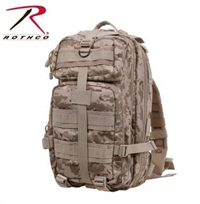 DESERT DIGITAL COMPACT ASSAULT PACK