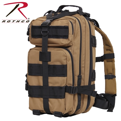 COMPACT ASSAULT PACK-COYOTE
