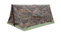TEXSPORT 2 PERSON CAMO TENT