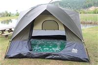 World Famous Sports 10x10 Square Dome Tent