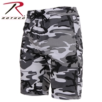 SWEAT SHORT CITY CAMO